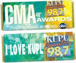 Country Music Awards Wrapper - November 1st 2012