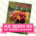 Candy Wrapper Store - As Seen On Get Married Magazine - Fall 2010