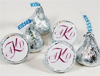 Wedding Kiss Stickers