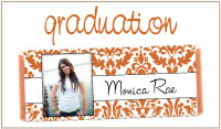 Personalized Graduation Wrappers