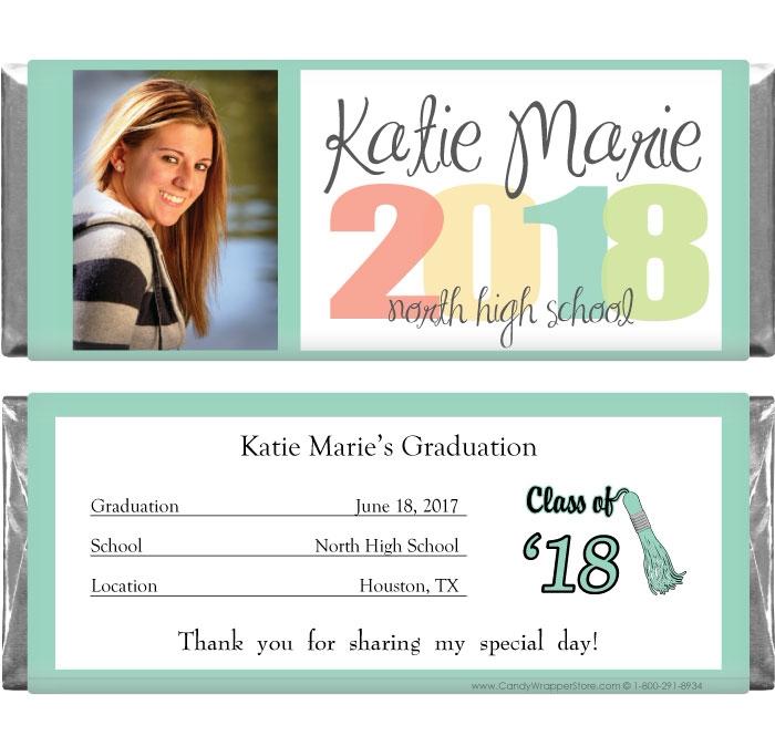 Graduation Photo Wrapper